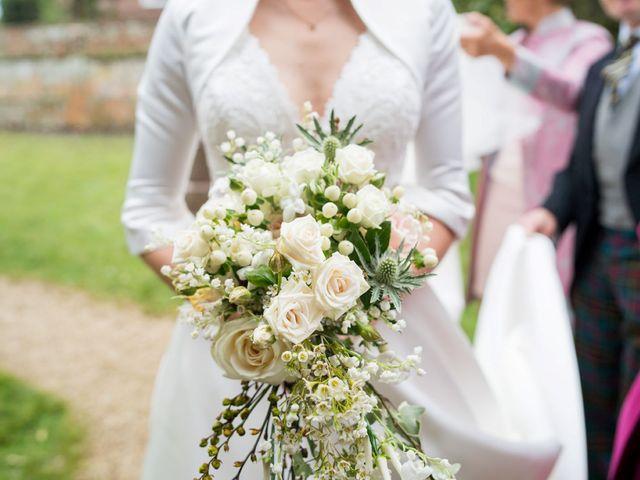 Edward and Rachel's Wedding in Woodstock, Oxfordshire 30