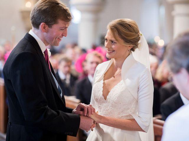 Edward and Rachel's Wedding in Woodstock, Oxfordshire 54