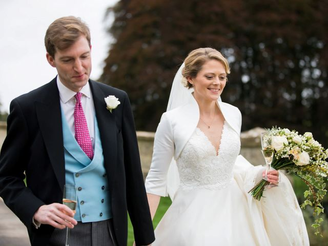 Edward and Rachel's Wedding in Woodstock, Oxfordshire 78