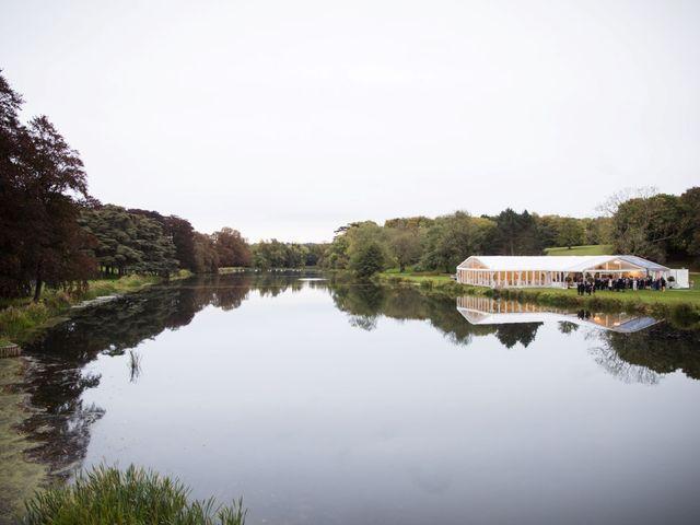 Edward and Rachel's Wedding in Woodstock, Oxfordshire 80