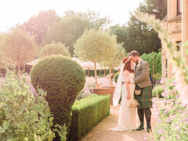 Caroline & Niall's wedding