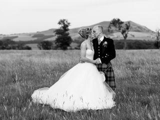 Mark & Karen's wedding