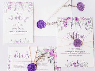 Rebekah & David's wedding 2