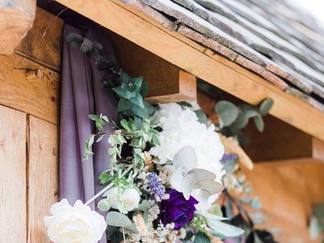 David and Rebekah's Wedding in Hanbury, Worcestershire 7
