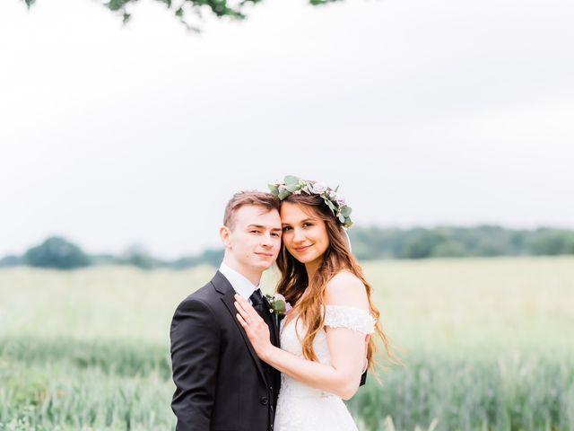 Rebekah & David's wedding