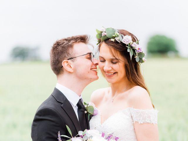 David and Rebekah's Wedding in Hanbury, Worcestershire 28