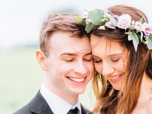 David and Rebekah's Wedding in Hanbury, Worcestershire 30