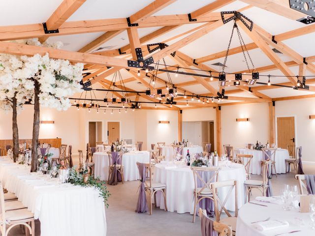 David and Rebekah's Wedding in Hanbury, Worcestershire 35
