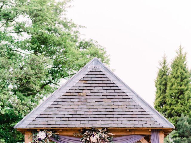 David and Rebekah's Wedding in Hanbury, Worcestershire 41