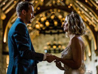 Gabrielle & Adam's wedding 1