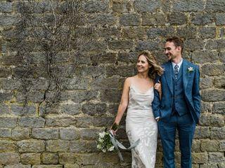 Gabrielle & Adam's wedding