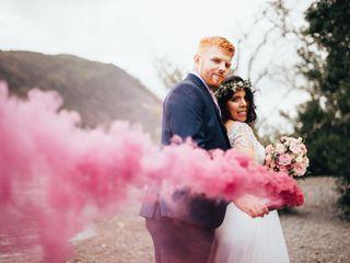 Alexandra & Scott's wedding