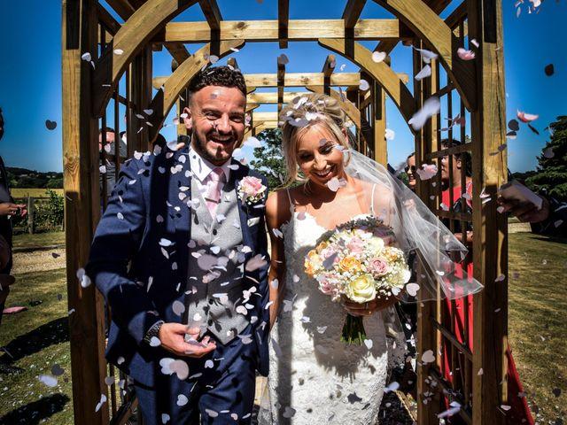 Nathan & Katie's wedding