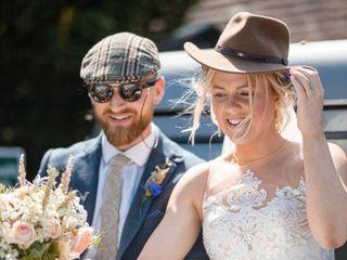 Becky & Rupert's wedding 2