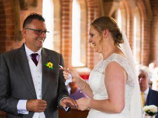 Clair & Mick's wedding 1