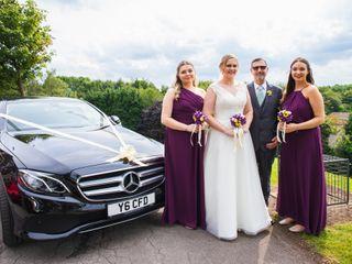 Clair & Mick's wedding 2