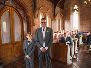 Clair & Mick's wedding 3