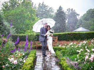 Kam & Graham's wedding