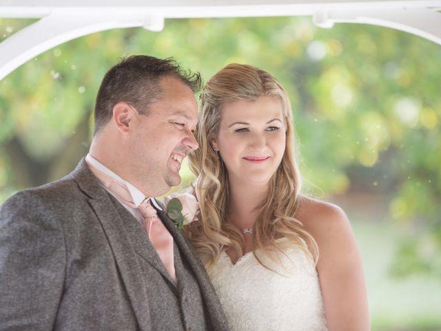 Caroline & Greg's wedding