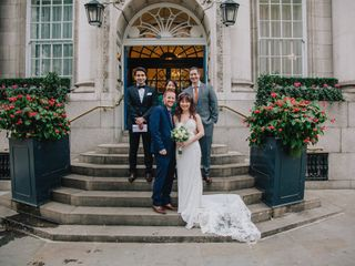 Joyce & Bjorn's wedding 1