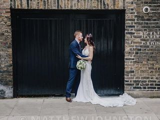 Joyce & Bjorn's wedding 2
