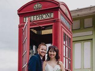 Joyce & Bjorn's wedding 3