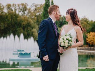 Joyce & Bjorn's wedding
