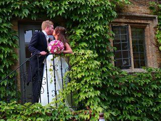 Olivia & Colin's wedding