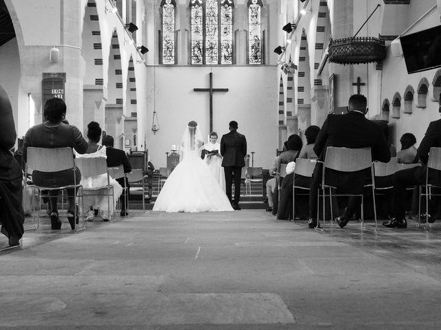 Lyan & Destiny's wedding