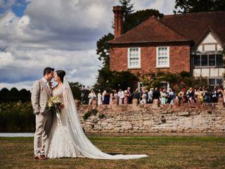 Lowenna & Ross's wedding