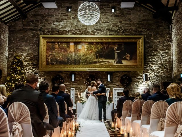 Sarah & Martyn's wedding