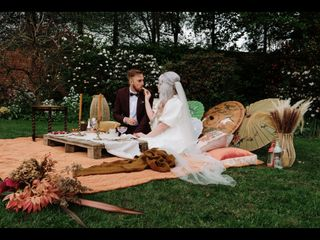 Shonagh & Josh's wedding