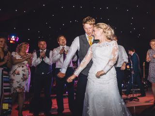 Sioned & Sam's wedding 3