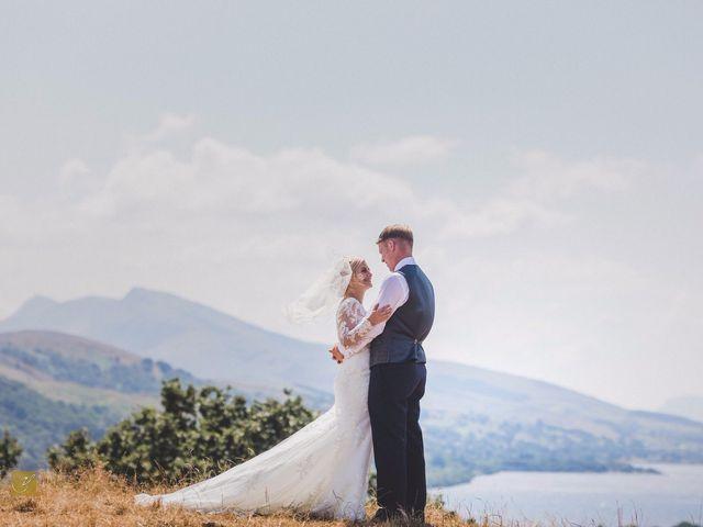 Sioned & Sam's wedding