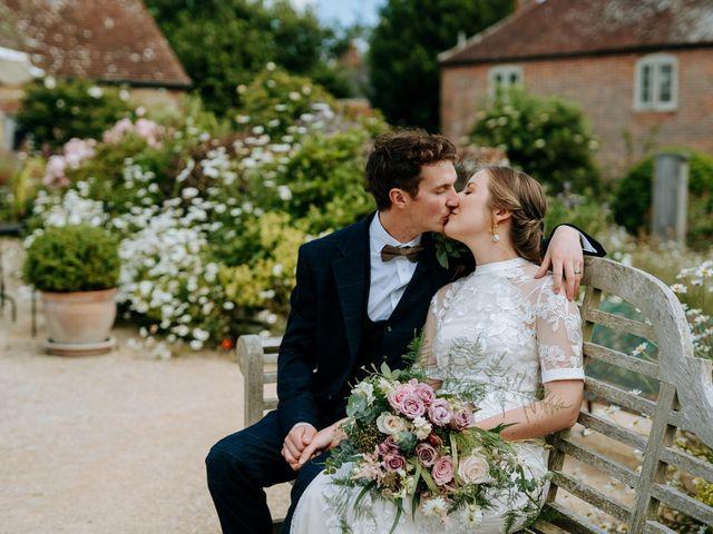 Jess & James's wedding