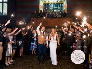Jennie & Dan's wedding