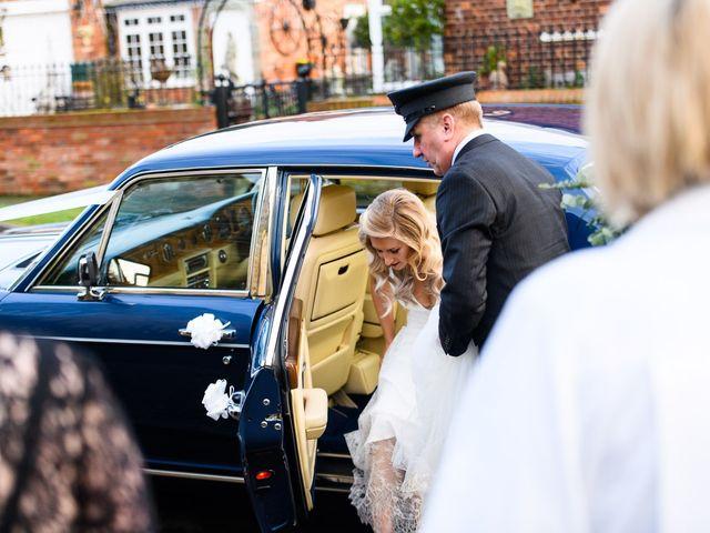 Dan and Jennie's Wedding in Nottingham, Nottinghamshire 23