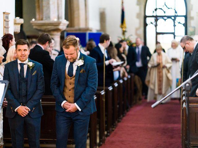 Dan and Jennie's Wedding in Nottingham, Nottinghamshire 25
