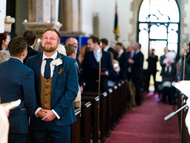Dan and Jennie's Wedding in Nottingham, Nottinghamshire 26