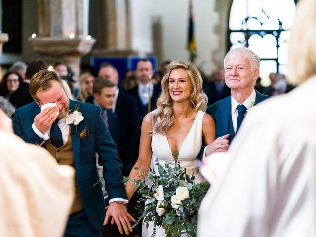 Dan and Jennie's Wedding in Nottingham, Nottinghamshire 28