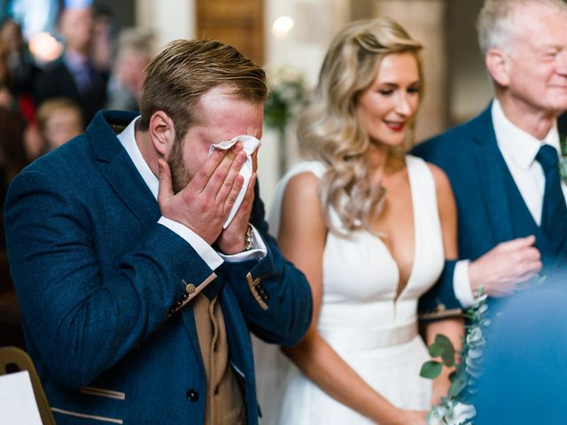 Dan and Jennie's Wedding in Nottingham, Nottinghamshire 29
