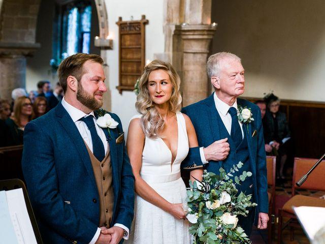 Dan and Jennie's Wedding in Nottingham, Nottinghamshire 31