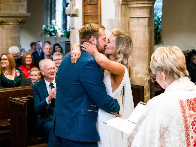 Dan and Jennie's Wedding in Nottingham, Nottinghamshire 37