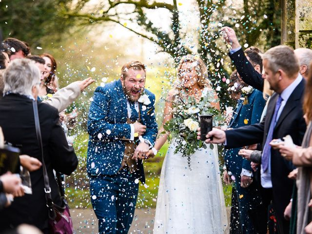 Dan and Jennie's Wedding in Nottingham, Nottinghamshire 39