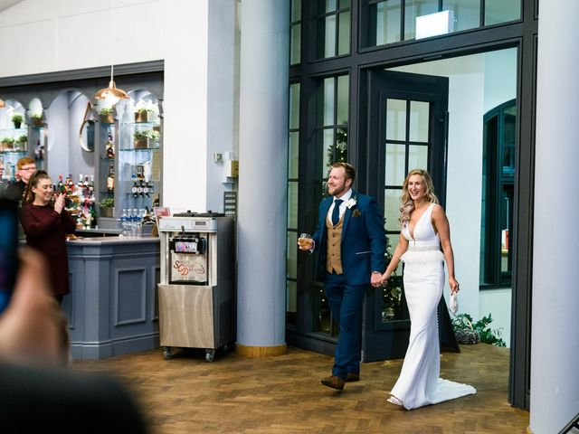 Dan and Jennie's Wedding in Nottingham, Nottinghamshire 61