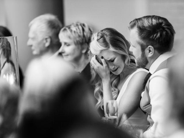 Dan and Jennie's Wedding in Nottingham, Nottinghamshire 72