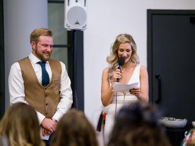 Dan and Jennie's Wedding in Nottingham, Nottinghamshire 79