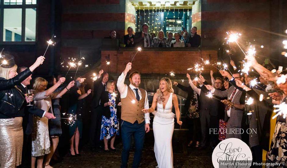 Dan and Jennie's Wedding in Nottingham, Nottinghamshire