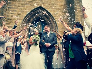 Danny & Sarah's wedding