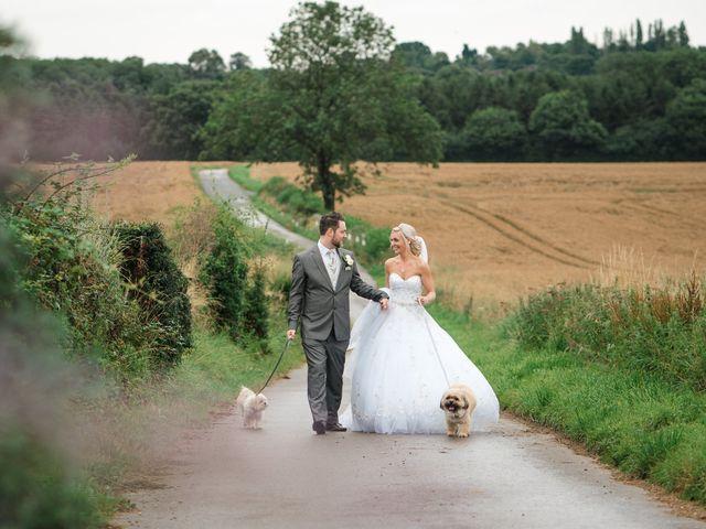 Christie & John's wedding